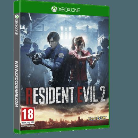 خرید بازی Resident Evil 2 برای Xbox One