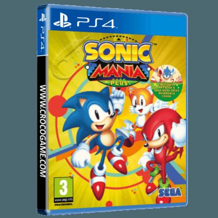 خرید بازی Sonic Mania Plus برای PS4