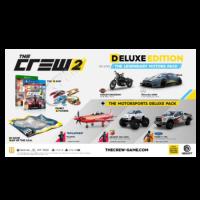 خرید بازی The Crew 2 Deluxe Edition Includes Game + Motorsports Deluxe Pack برای PS4