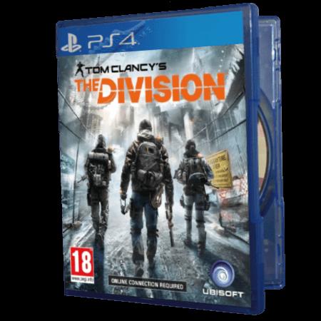 خرید بازی دست دوم و کارکرده Tom Clancy's The Division برای PS4