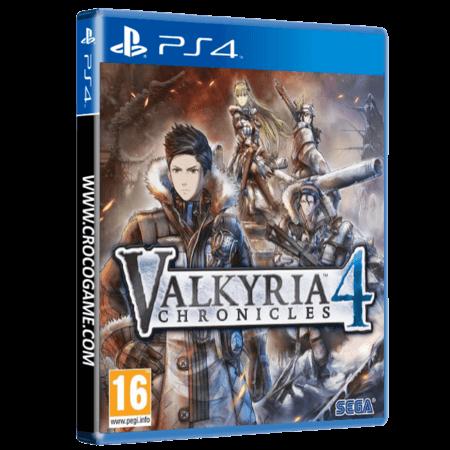 خرید بازی Valkyria Chronicles 4 برای PS4