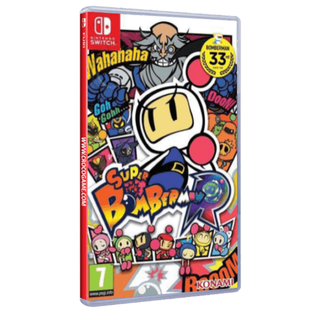 خرید بازی Super Bomberman R برای Nintendo Switch