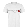 خرید تی شرت سفید طرح آنچارتد چهار 1