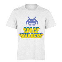 خرید تی شرت سفید طرح اسپیس این ویدرز 1