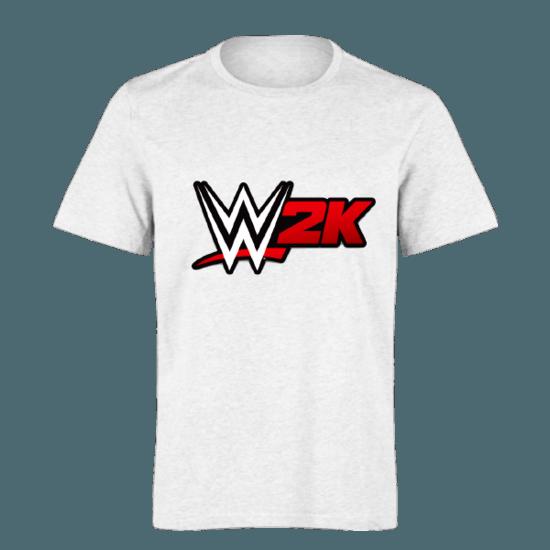 خرید تی شرت سفید طرح دبلیوتوکی 1