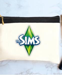 خرید کیف لوازم آرایش طرح د سیمز