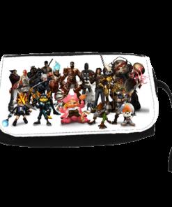 خرید جامدادی طرح شخصیت های بازیهای ویدئویی