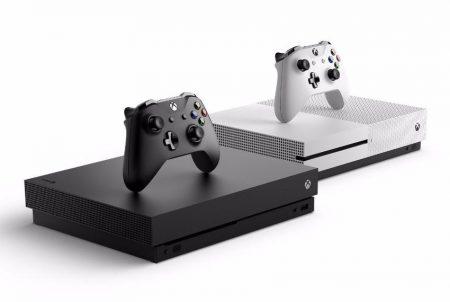 کنسول های Xbox One S و Xbox One X