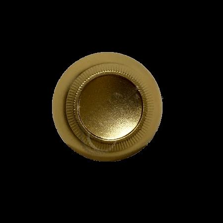 خرید سر آنالوگ فلزی طلایی دسته PS4