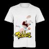 خرید تی شرت سفید طرح ربیدز 1