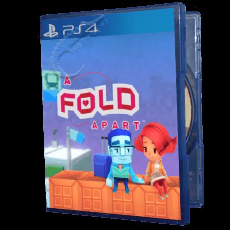 خرید بازی دست دوم و کارکرده A Fold Apart برای PS4