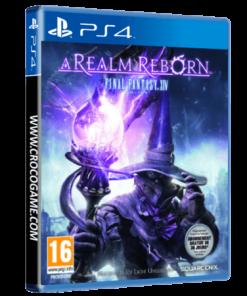 خرید بازی Final Fantasy 14 A Realm Reborn برای PS4