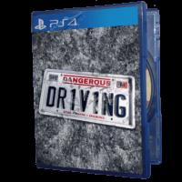 خرید بازی دست دوم و کارکرده Dangerous Driving برای PS4