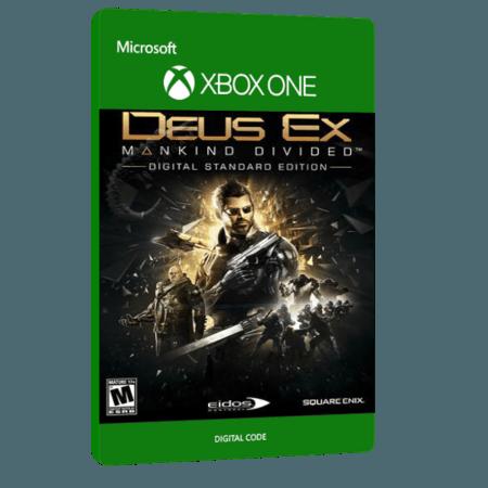 خرید بازی دیجیتال Deus Ex Mankind Divided Digital Standard Edition برای Xbox One