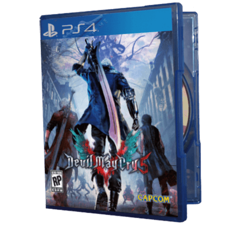 خرید بازی دست دوم و کارکرده Devil May Cry 5 برای PS4