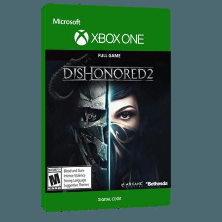 خرید بازی دیجیتال Dishonored 2 برای Xbox One