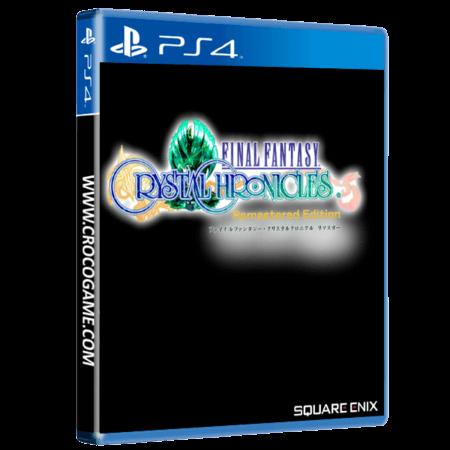 خرید بازی Final Fantasy Crystal Chronicles Remastered Edition برای PS4