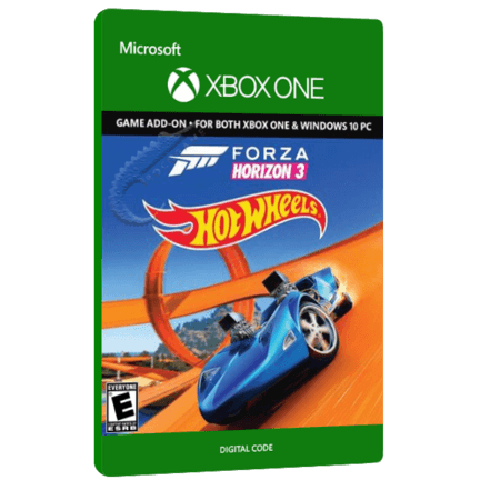 خرید بازی دیجیتال Forza Horizon 3 Hot Wheels برای Xbox One