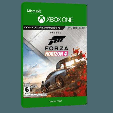 خرید بازی دیجیتال Forza Horizon 4 Deluxe Edition برای Xbox One