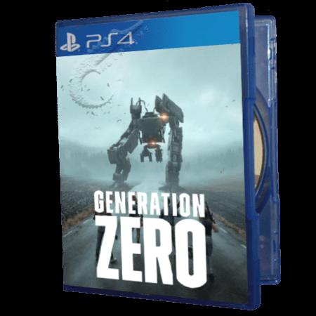 خرید بازی دست دوم و کارکرده Generation Zero برای PS4