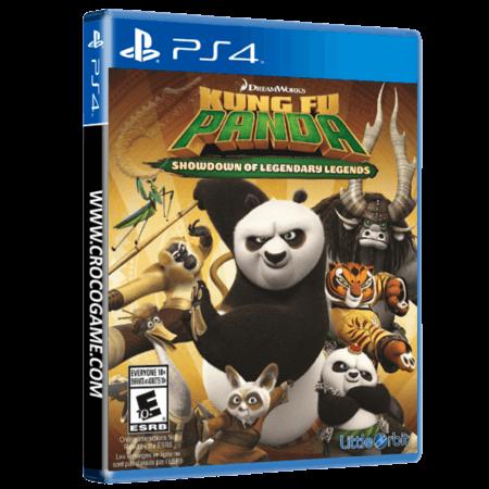 خرید بازی Kung Fu Panda Showdown of Legendary Legends برای PS4