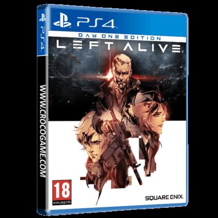 خرید بازی Left Alive Day One Edition برای PS4