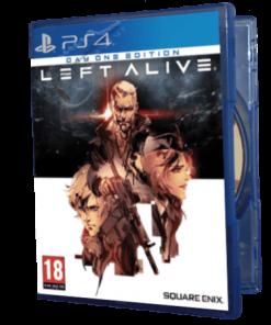 خرید بازی دست دوم و کارکرده Left Alive Day One Edition برای PS4