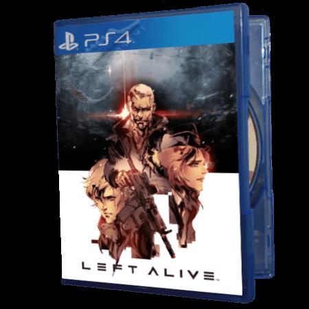 خرید بازی دست دوم و کارکرده Left Alive برای PS4