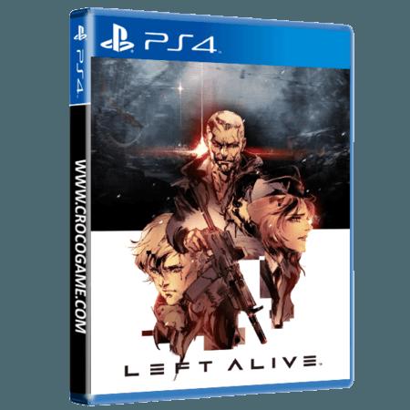 خرید بازی Left Alive برای PS4