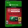 خرید بازی دیجیتال Madden NFL 19 Ultimate Team 1,050 Points برای Xbox One