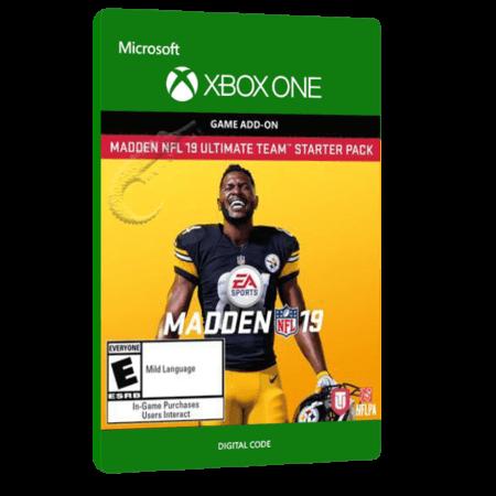خرید بازی دیجیتال Madden NFL 19 Ultimate Team Starter Pack برای Xbox One