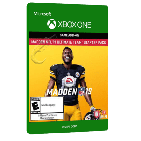خرید بازی دیجیتال Madden NFL 19 Ultimate Team Starter Pack برای Xbox One
