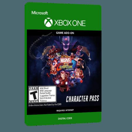 خرید بازی دیجیتال Marvel vs Capcom Infinite Character Pass برای Xbox One