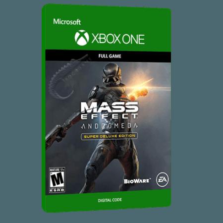 خرید بازی دیجیتال Mass Effect Andromeda Super Deluxe Edition برای Xbox One