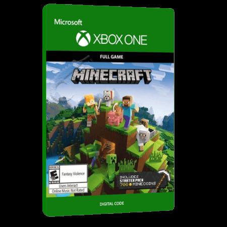 خرید بازی دیجیتال Minecraft Starter Collection برای Xbox One