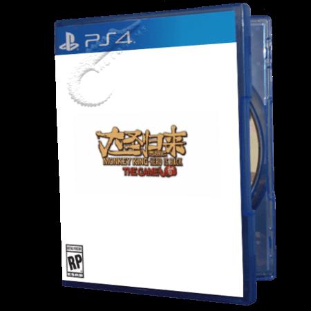 خرید بازی دست دوم و کارکرده Monkey King Hero Is Back برای PS4