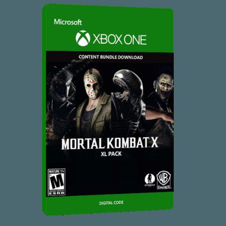 خرید بازی دیجیتال Mortal Kombat X XL Pack برای Xbox One