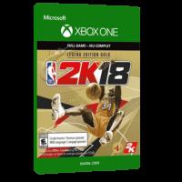 خرید بازی دیجیتال NBA 2K18 Legend Edition Gold برای Xbox One