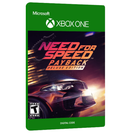 خرید بازی دیجیتال Need for Speed Payback Deluxe Edition برای Xbox One