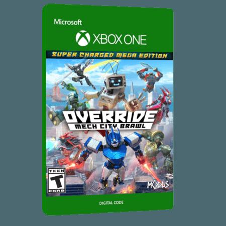 خرید بازی دیجیتال Override Mech City Brawl برای Xbox One