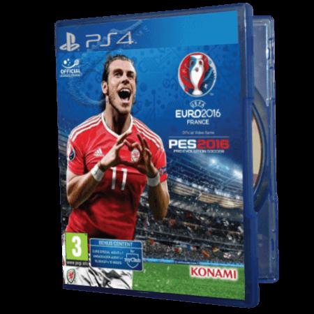 خرید بازی دست دوم و کارکرده Pes 2016 برای PS4