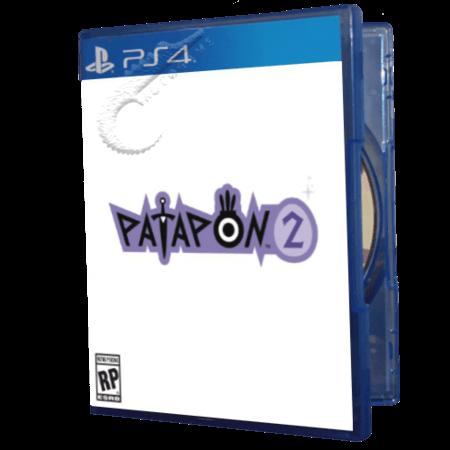 خرید بازی دست دوم و کارکرده Patapon 2 برای PS4
