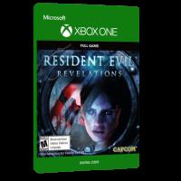 خرید بازی دیجیتال Resident Evil Revelations برای Xbox One