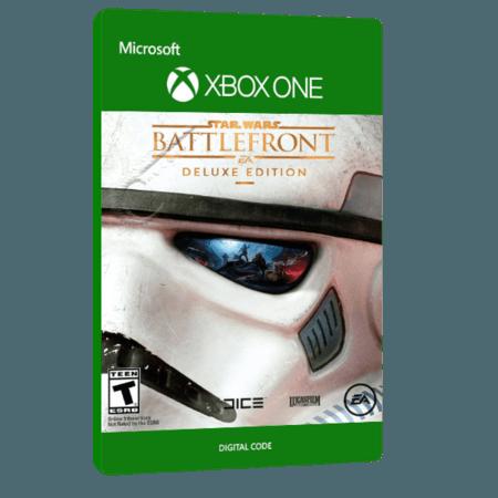 خرید بازی دیجیتال Star Wars Battlefront Deluxe Edition برای Xbox One