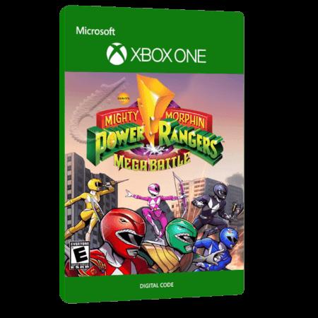 خرید بازی دیجیتال Saban's Mighty Morphin Power Rangers Mega Battle برای Xbox One