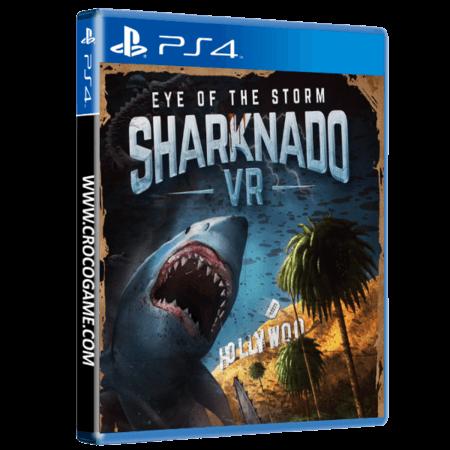 خرید بازی Sharknado VR Eye of the Storm برای PS4