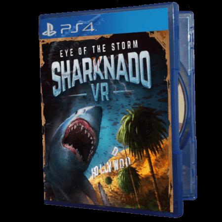 خرید بازی دست دوم و کارکرده Sharknado VR Eye of the Storm برای PS4
