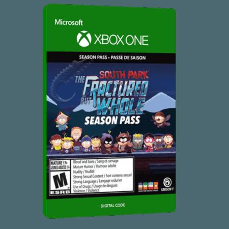 خرید Season Pass بازی دیجیتال South Park The Fractured But Whole برای Xbox One