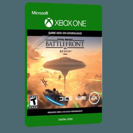 خرید DLC بازی دیجیتال Star Wars Battlefront Bespin برای Xbox One