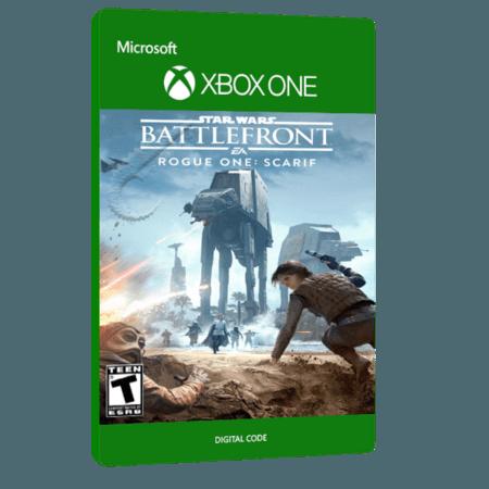 خرید DLC بازی دیجیتال Star Wars Battlefront Rogue One Scarif برای Xbox One